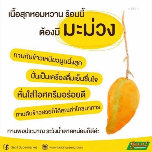 มะม่วง Mango