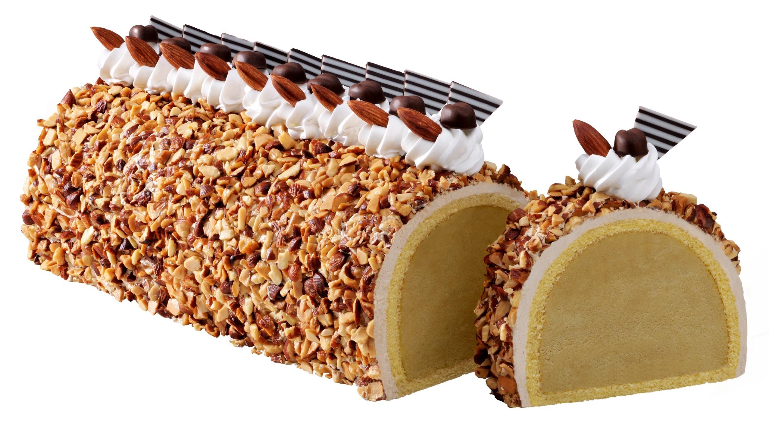 บัดส์ ไอศกรีมเค้กโรล  เอสเปรสโซ คอฟฟี่