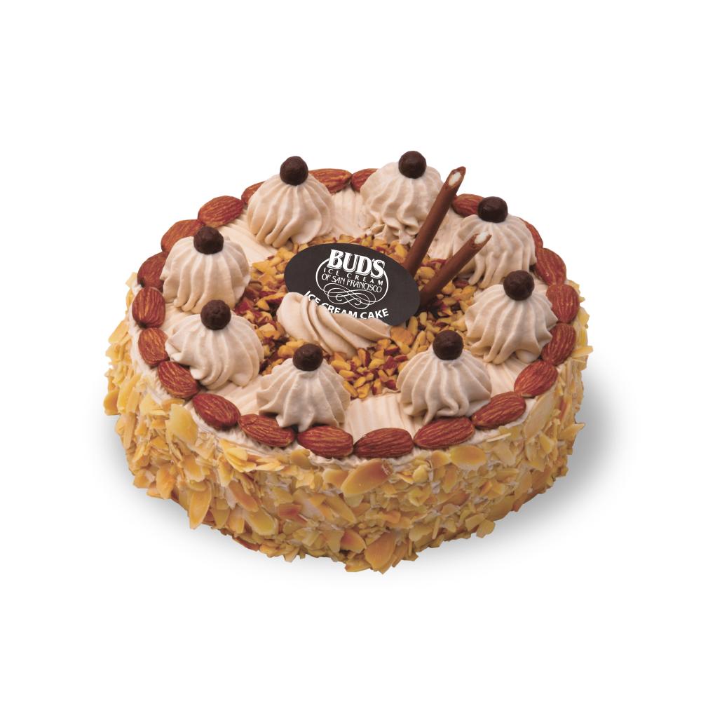 บัดส์ ไอศกรีมเค้ก มอกก้าอัลมอนด์ฟัดจ์ 1.5 ปอนด์