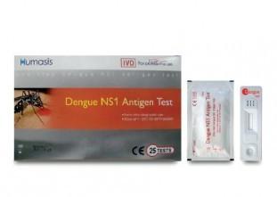 Humasis Dengue NS1 Antigen Card