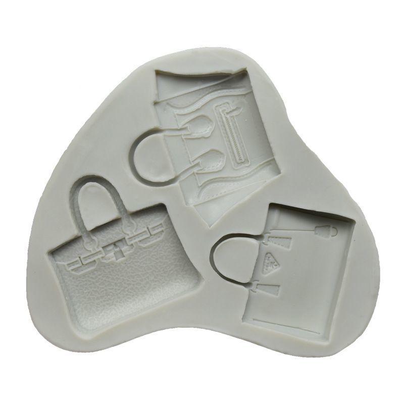 ซิลิโคนโมลรูปกระเป๋า 3 แบบ 02
