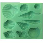 แม่พิมพ์ซิลิโคนรูปเปลือกหอยแบบต่างๆ