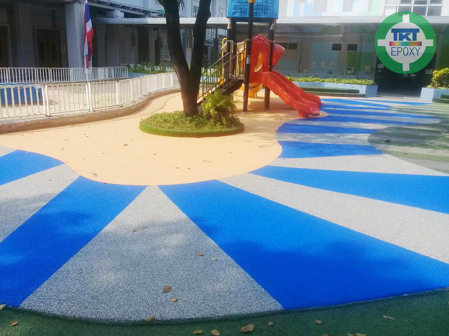 สนามเด็กเล่น โรงเรียนนานาชาติเซนต์สตีเฟ่นส์ (กรุงเทพฯ)