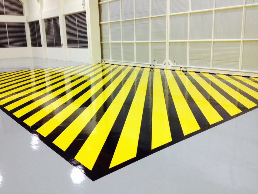 Epoxy Coating System