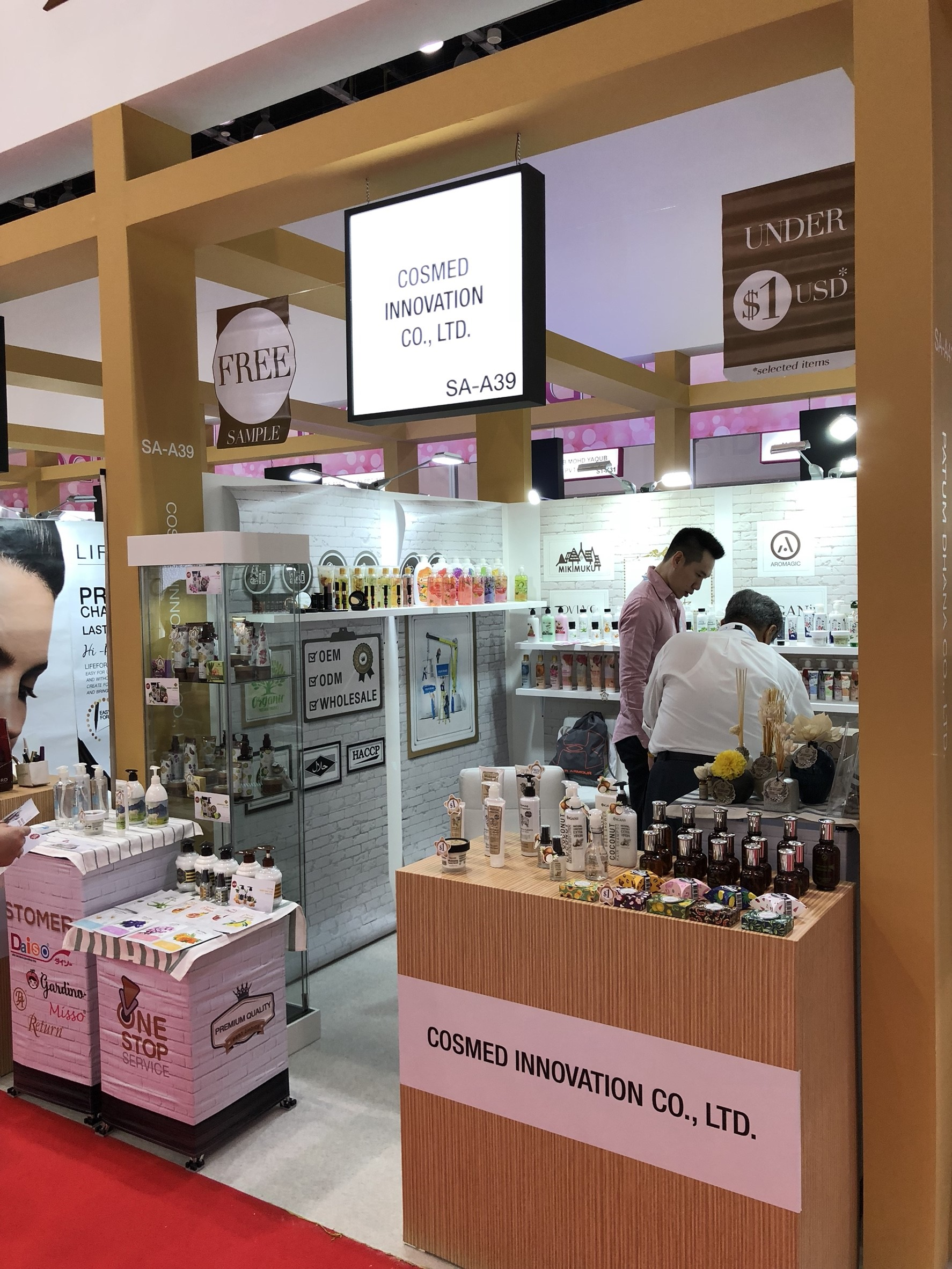 Beauty World Middle East Dubai 2018