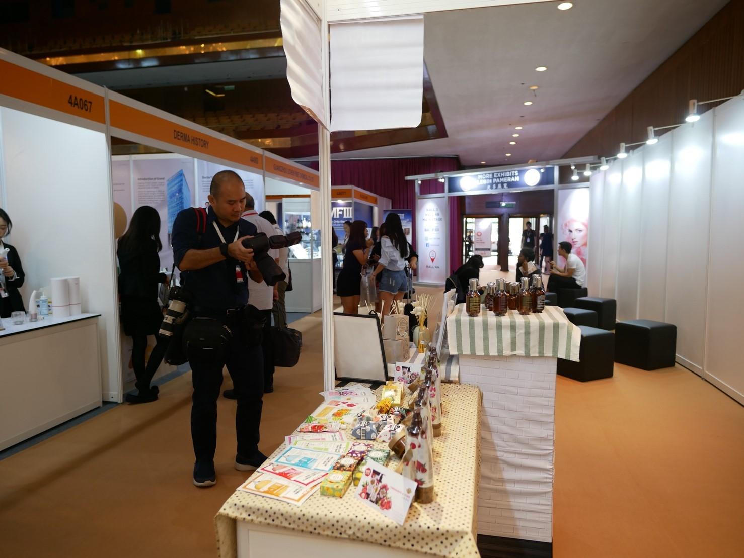 Cosmobeaute Malaysia 2018