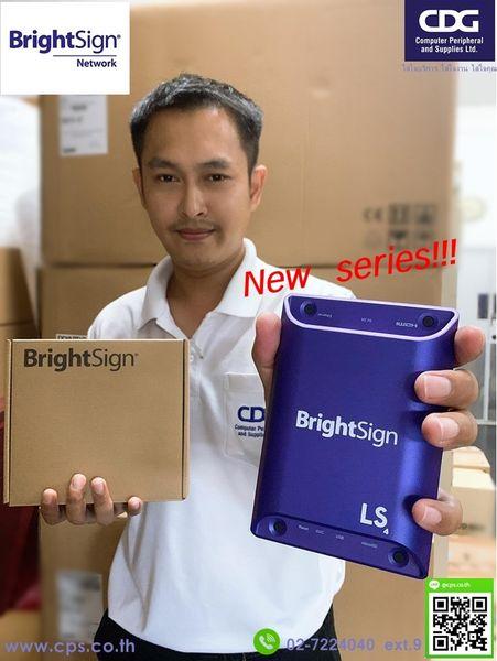 BrightSign LS424  LS SERIES- ENTRY-LEVEL MEDIA PLAYER