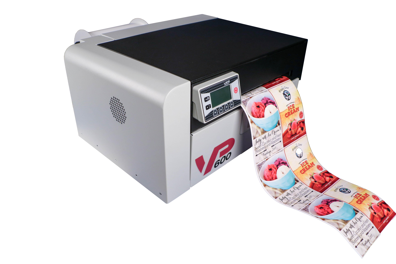 เครื่องพิมพ์สติ๊กเกอร์สี VIP Color รุ่น VP600