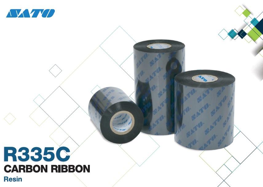Ribbon Resin Sato R335C