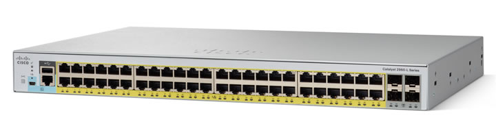 Network - Cisco Catalyst 2960-L