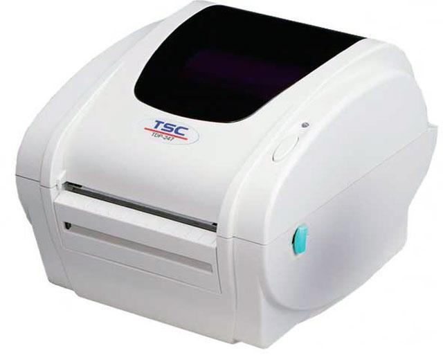"Barcode Printer - TSC TDP-247 Thermal Direct Printer 4"""