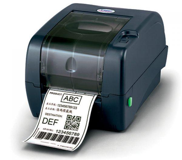 "Barcode Printer TSC TTP-247 Thermal Direct Printer 4"""