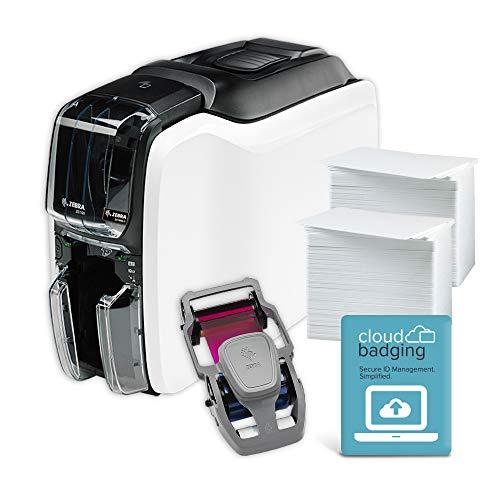 เครื่องพิมพ์บัตร Zebra รุ่น ZC100