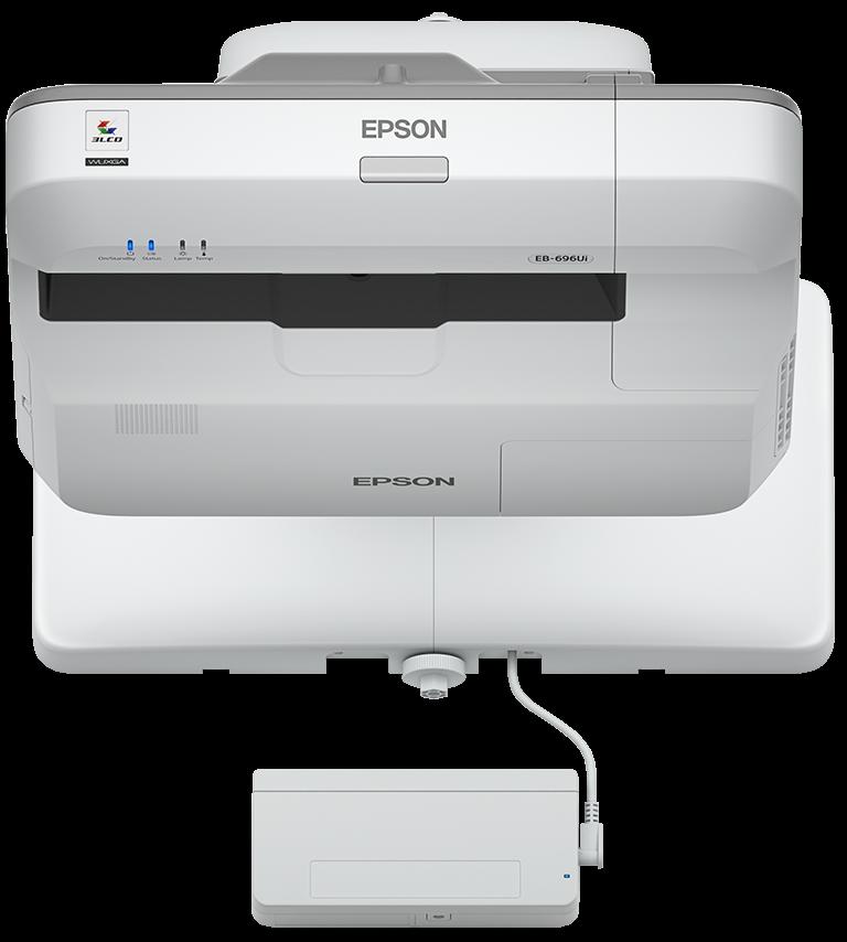 Epson EB-696Ui - WUXGA 3LCD Projector