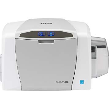 FARGO® C50 Plastic ID Card Printer