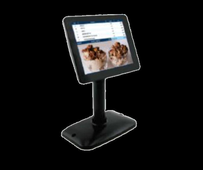 จอแสดงราคาสำหรับลูกค้า CODESOFT LCD-970e