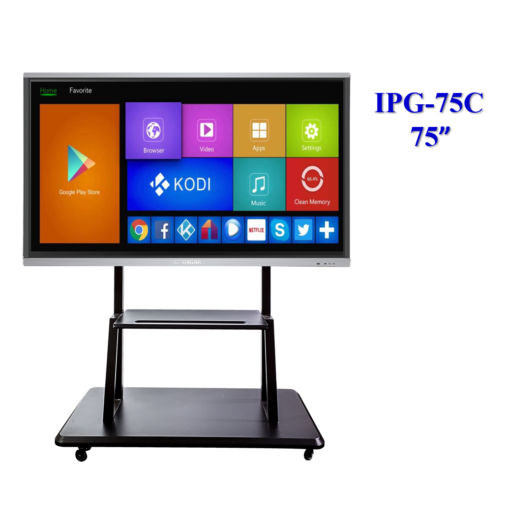 Interactive Touch Screen Board - IPG-75C