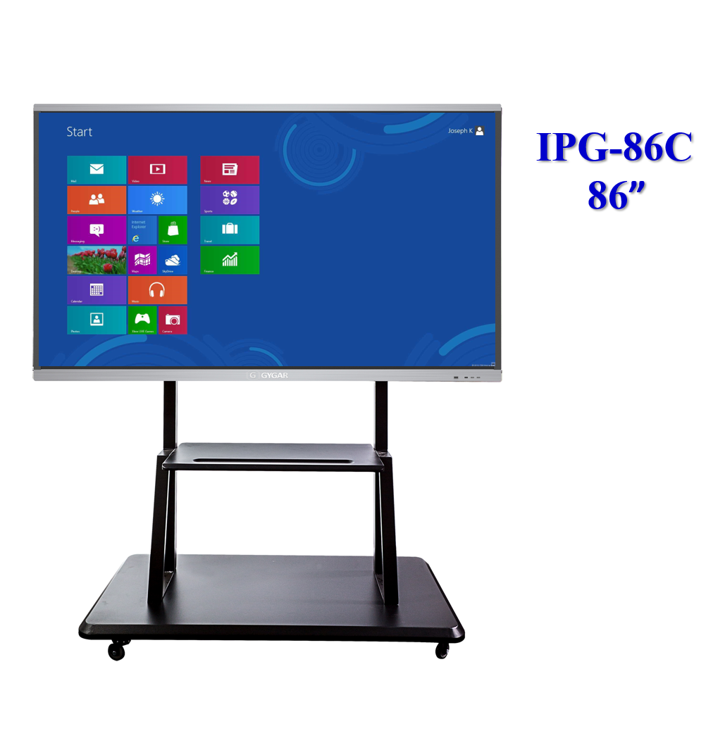 Interactive Touch Screen Board - IPG-86C