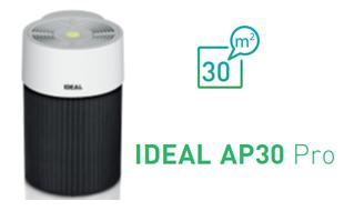 เครื่องฟอกอากาศ IDEAL AP30 Pro