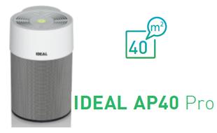 เครื่องฟอกอากาศ IDEAL AP40 Pro