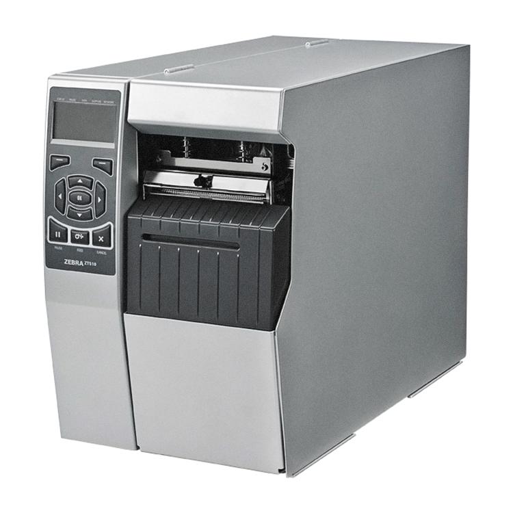 Zebra ZT510 Industrial Printer Barcode