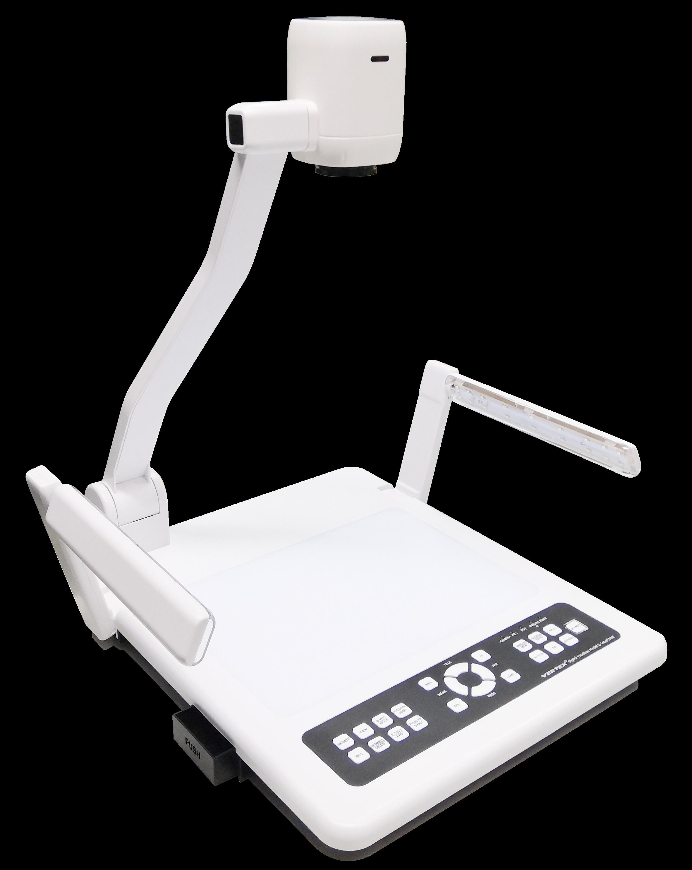 Digital Visualizer VERTEX D-1408T Series