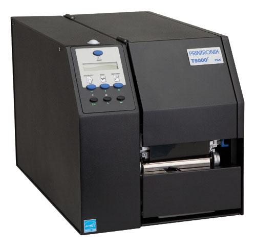 Printronix T5000r Energy Star Bar Code Printers