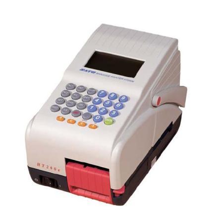 เครื่องพิมพ์บาร์โค้ด Sato HT200e Thai