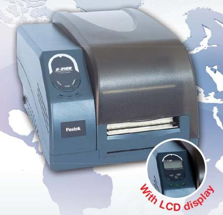 เครื่องพิมพ์บาร์โค้ด Postek GD-Series