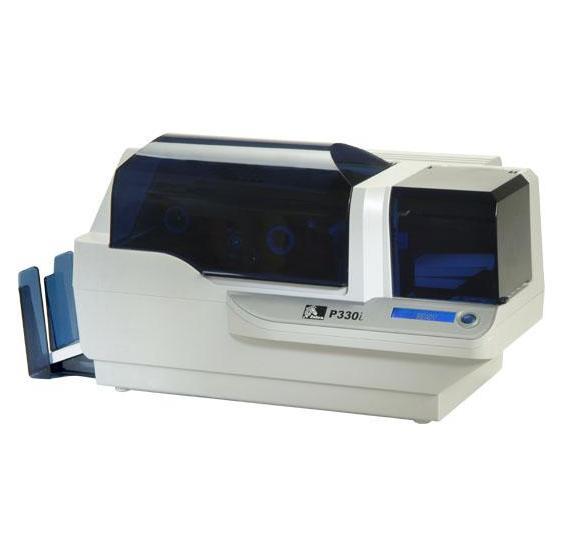 เครื่องพิมพ์บัตรพนักงาน Zebra รุ่น P330i