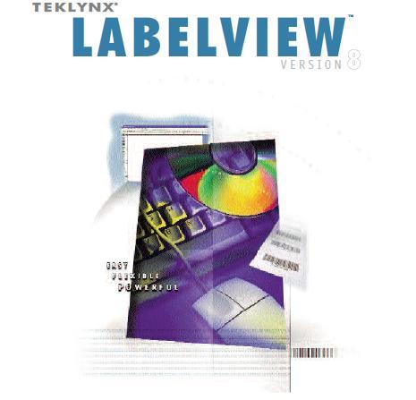โปรแกรมบาร์โค้ด LABELVIEW 8.5