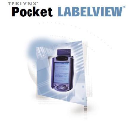 POCKET LABELVIEW ซอฟต์แวร์พิมพ์ฉลากบน Pocket PC
