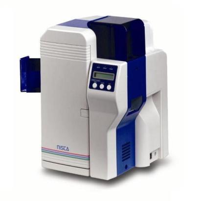 เครื่องพิมพ์บัตร Team Nisca 5300