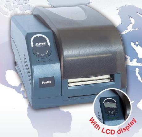 เครื่องพิมพ์บาร์โค้ด Postek G-2108D