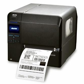 เครื่องพิมพ์บาร์โค้ดหน้ากว้าง 6 นิ้ว SATO CL6NX