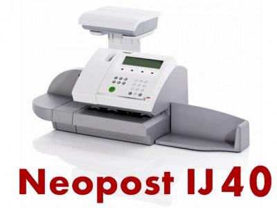 เครื่องประทับไปรษณียากรดิจิตอล Neopost IJ40