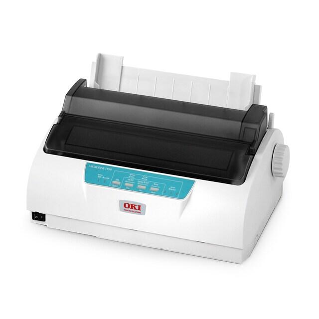 เครื่องพิมพ์ดอทเมตริกซ์ 24 เข็ม OKI ML1190 Plus