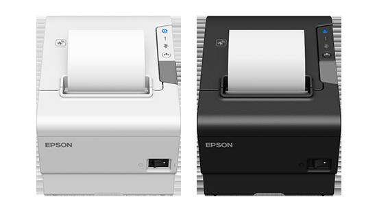 เครื่องพิมพ์ใบเสร็จความร้อน Epson TM-T88VI