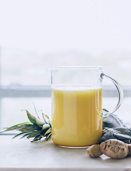 Pineapple Ginger Honey