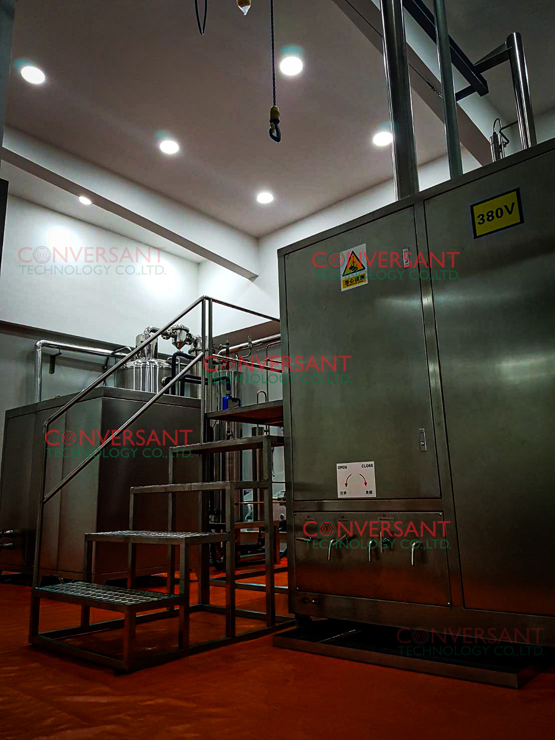 Extraction Plant