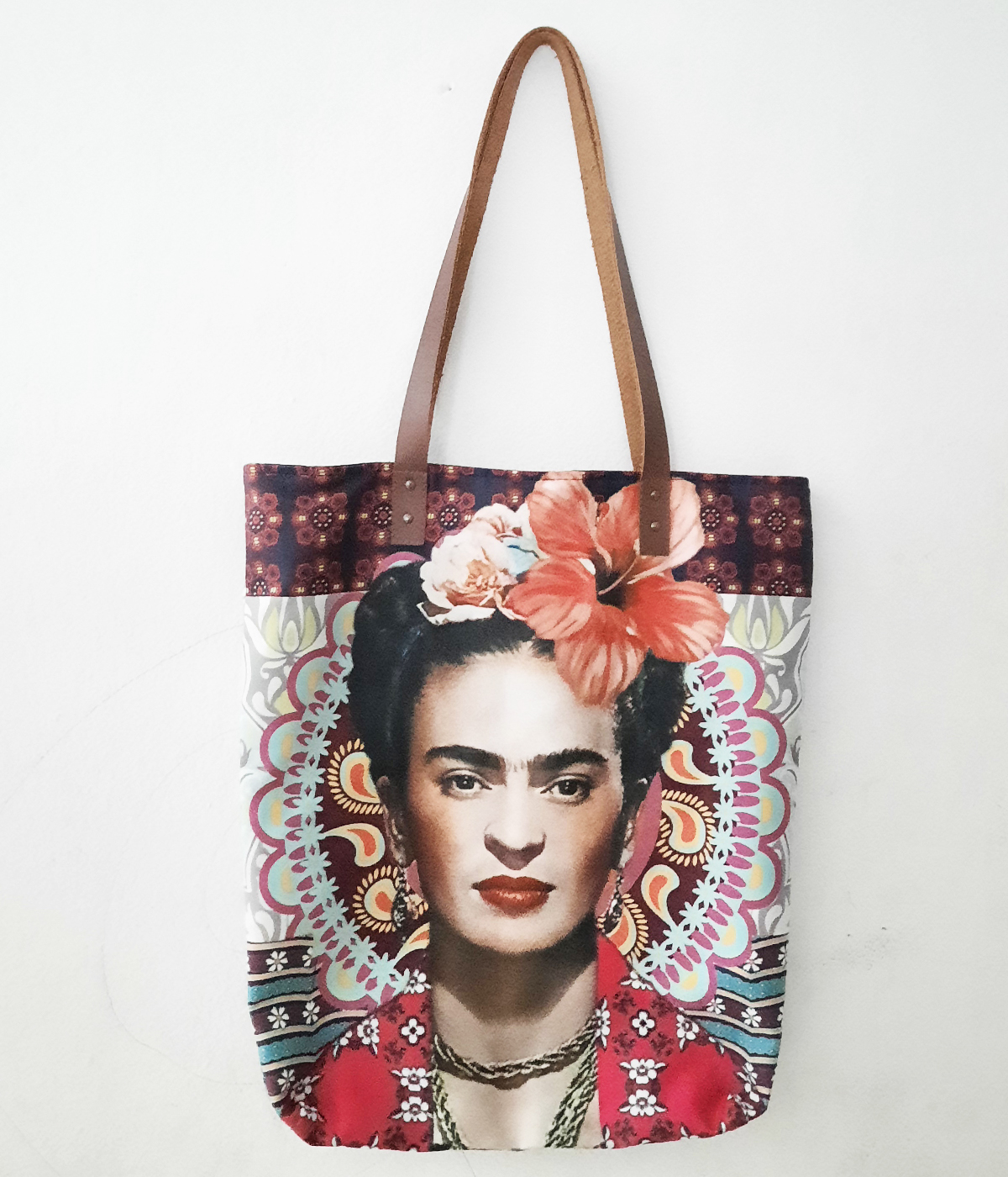Frida Tote Bags / Canvas Bags / Tote Bags / Canvas Tote Bag