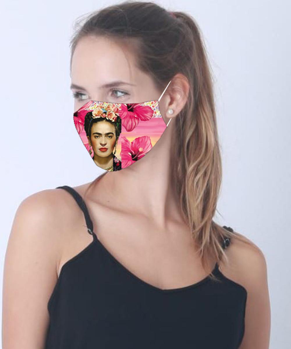 3LAYER-DGT01 / / หน้ากาก3ชั้น / หน้ากาก Frida / หน้ากากผ้า