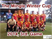 Football Leaque of The Mingle Winter Cup2014