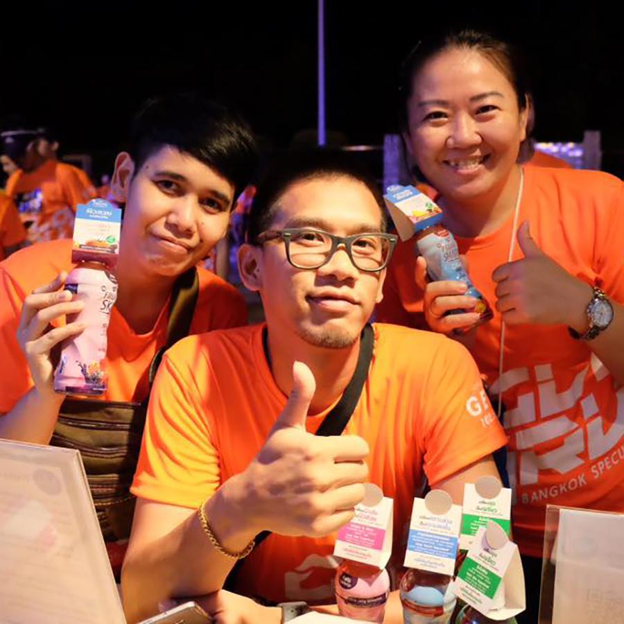 Fruita Super Juice ร่วมเปิดประสบการณ์ใหม่กับมหกรรมวิ่งเรืองแสง Get Glow Run