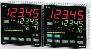 MAC6A , MAP6A Series , เครื่องควบคุมอุณหภูมิ โปรแกรม Step ได้สูงสุด 96 Step 8 Pattern.