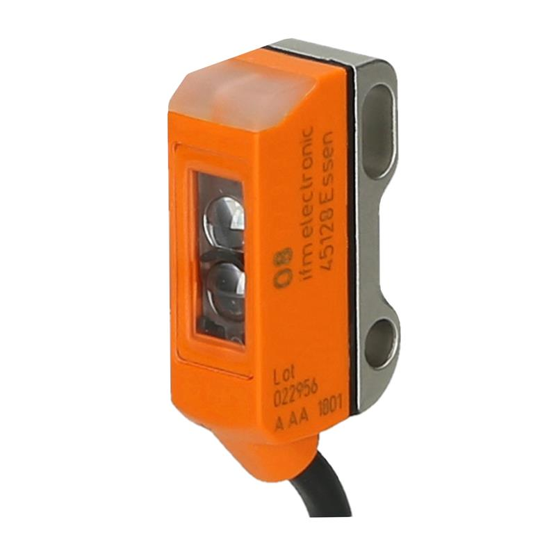 O8P200 , IFM , โฟโต้เซนเซอร์/ ระยะตรวจจับสูงสุด 1,800mm  / ราคา แบบสะท้อนกับแผ่นสะท้อน (ifm photo sensor)