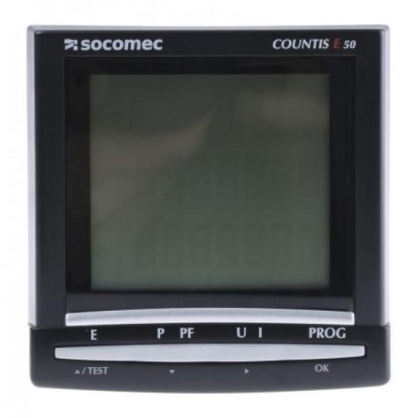 Socomec 4850 3010 Countis E50 LCD Digital Power Meter / ราคา