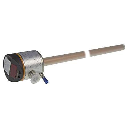 LK3123 IFM เซนเซอร์วัดระดับ/ วัดแบบต่อเนื่อง/ 1 อนาล็อกเอ๊าท์พุท (OUT2) 1 Overflow / ราคา  output (OUT-OP)/ L=472mm