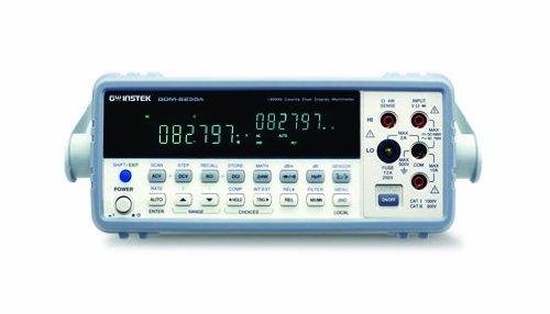 GDM-8255A (CE) มัลติมิเตอร์/ดิจิตอล , 199,999 CountsDual Display / ราคา
