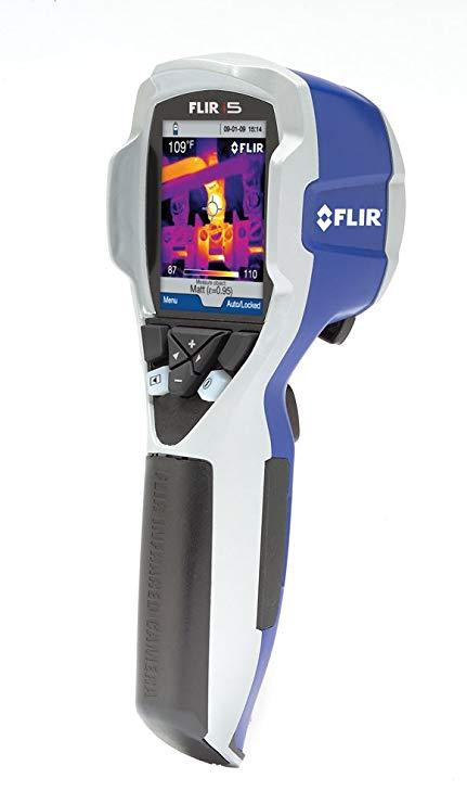 FLIR i5 : กล้องอินฟราเรด Infrared Camera กล้องถ่ายภาพความร้อน
